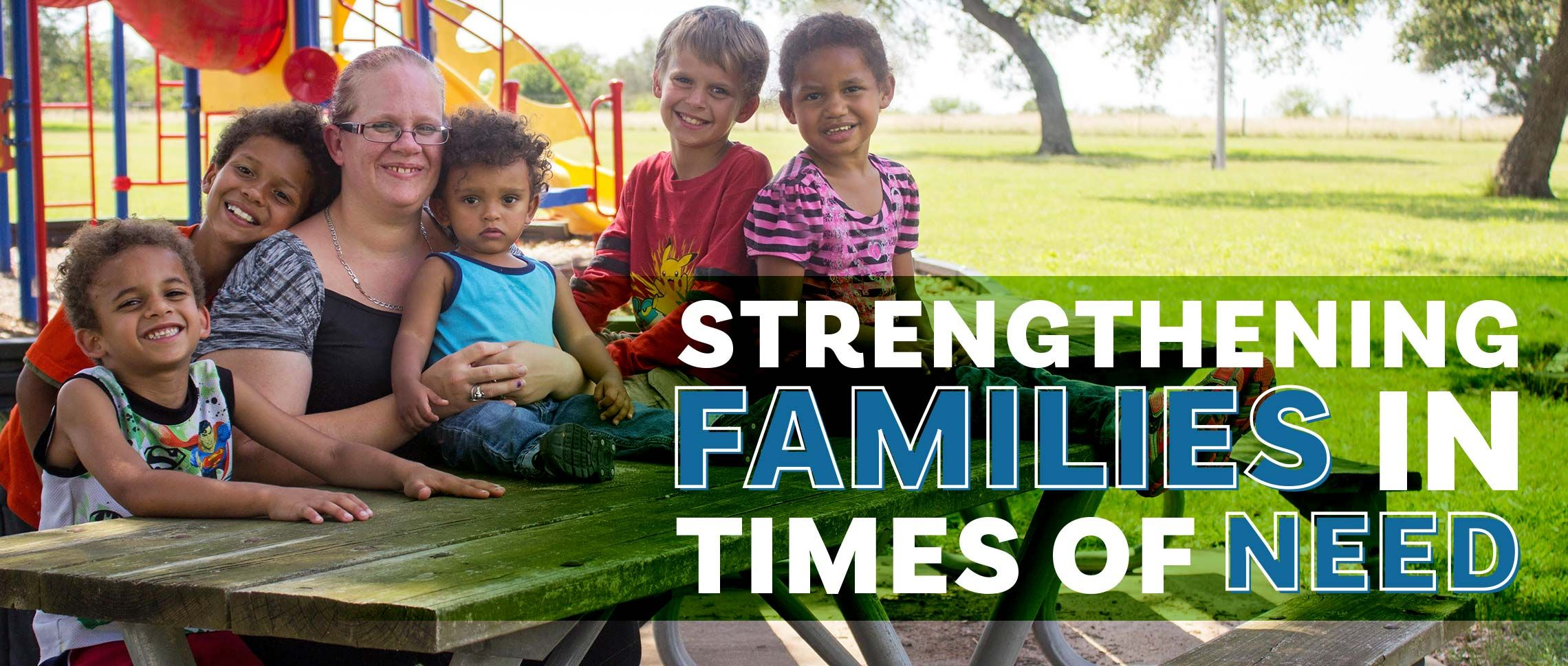 Strengthening families in times of need