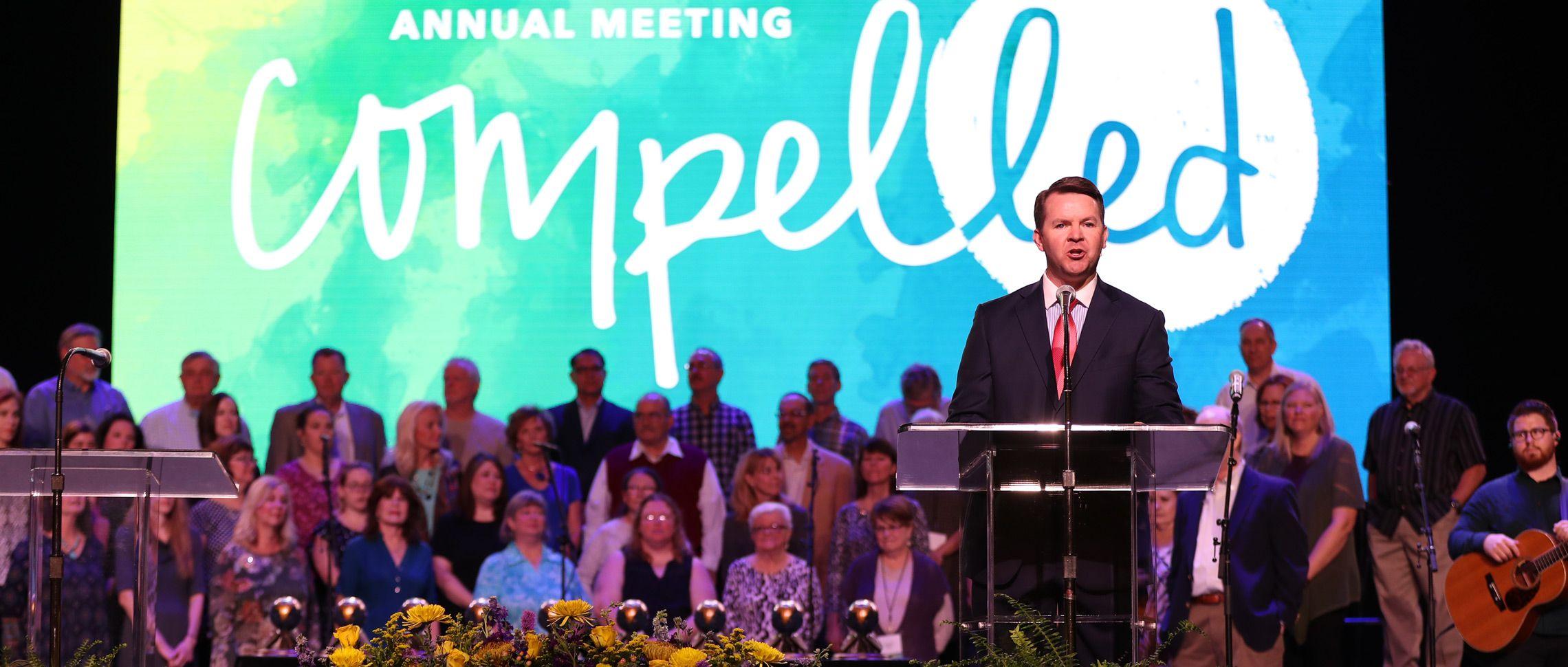 Texas Baptists - News