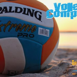 Beach Volleyball Competition @ Island View Park
