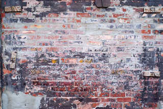 Painted brick 0009