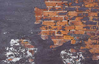 Painted brick 0010