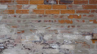 Painted brick 0040
