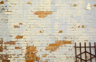 Painted brick 0045