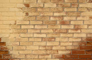 Painted brick 0047