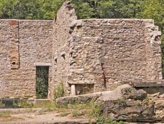 Derelict buildings and ruins 0021