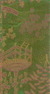 Patterned fabric 0041