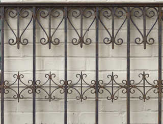 Metal fences and gates 0017