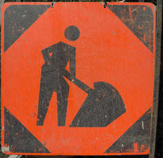 Construction signs 0011