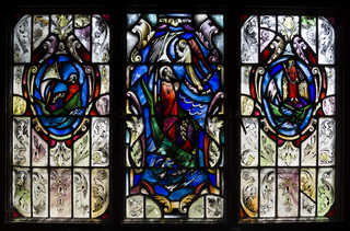 Stained glass windows 0012