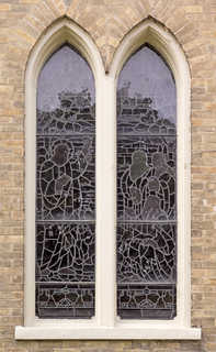 Stained glass windows 0021