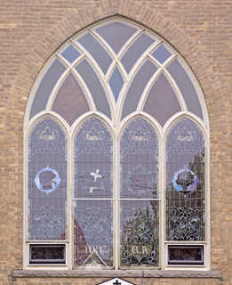 Stained glass windows 0022