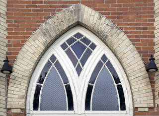 Stained glass windows 0031