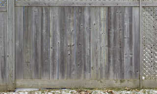 Wood fences 0026