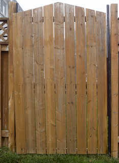 Wood fences 0028
