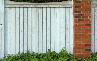 Wood fences 0046