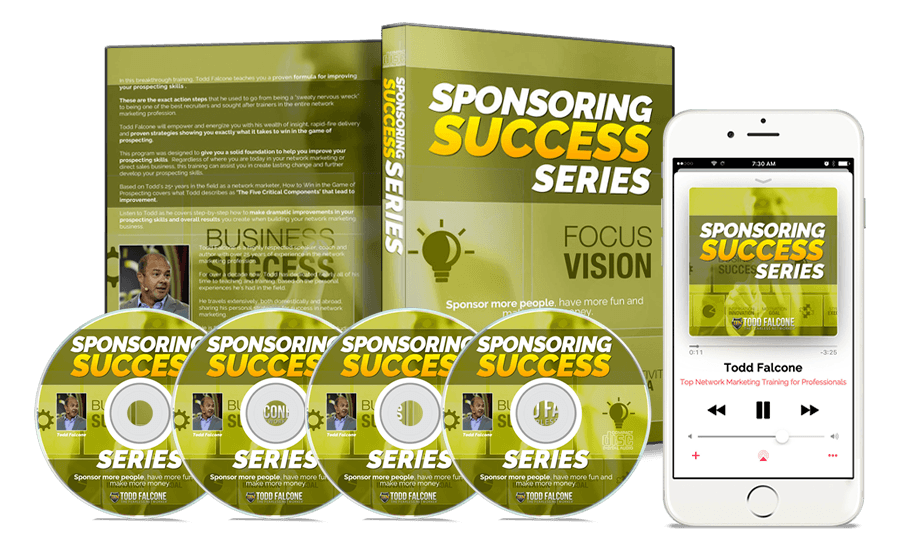 SPONSORING SUCCESS SERIES