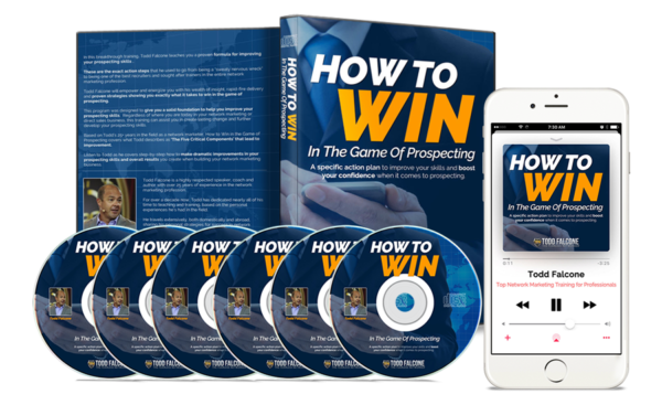 How to Win in the Game of Prospecting