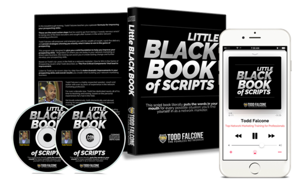 Little Black Book of Scripts