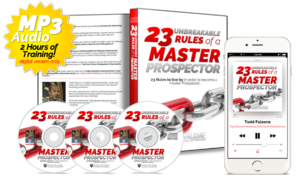 23 Unbreakable Rules of a Master Prospector