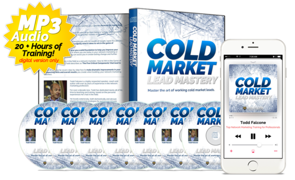 Cold Market Lead Mastery Course