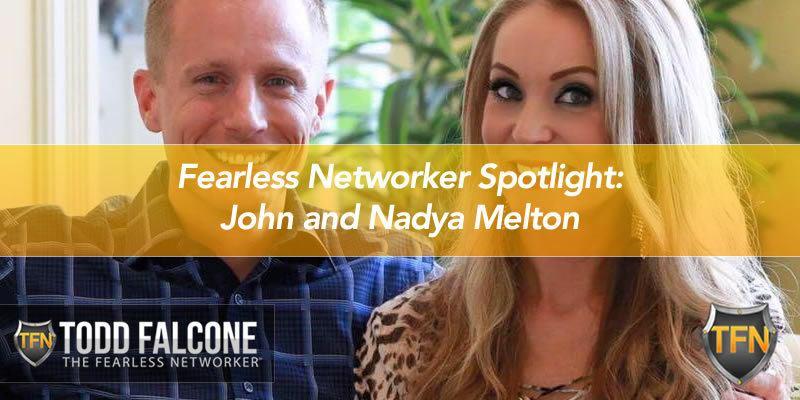 John and Nadya Melton