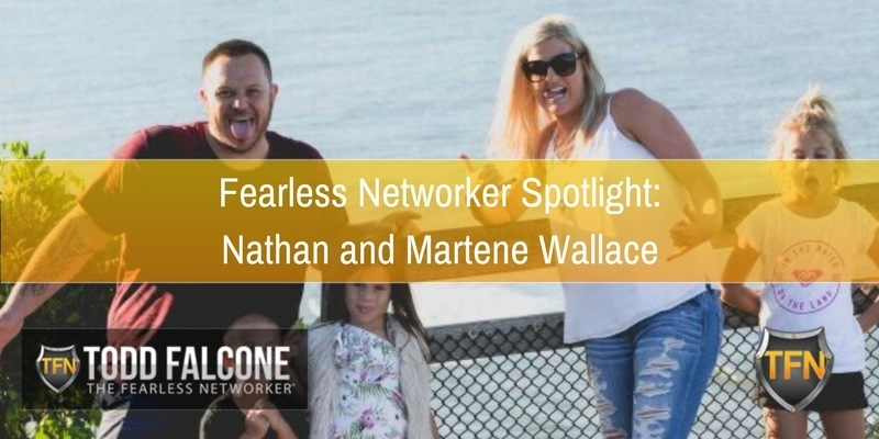 Fearless Networker Spotlight: Nathan and Martene Wallace