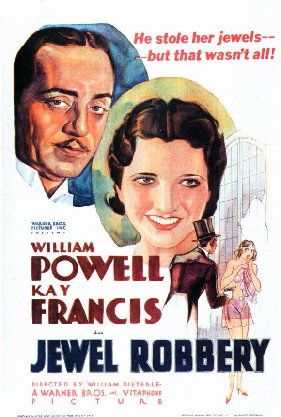 Jewel Robbery poster