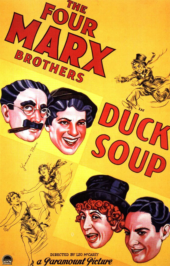 Duck Soup poster