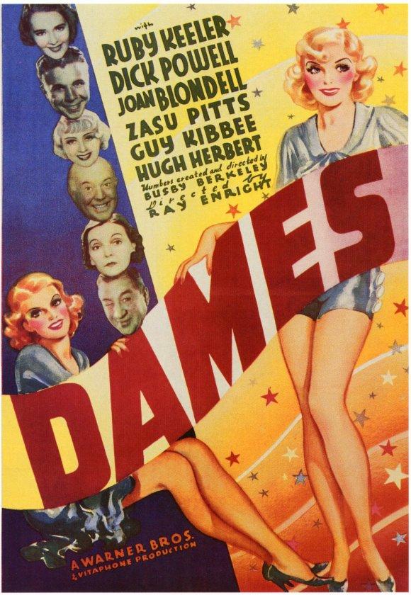 Dames poster