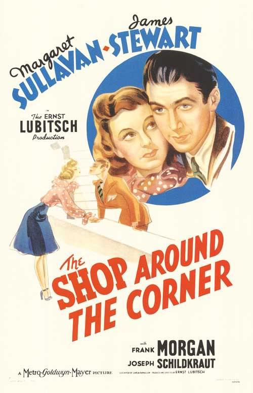 The Shop Around the Corner poster