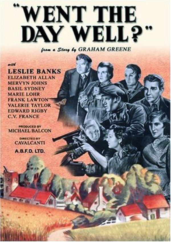 Went the Day Well? poster