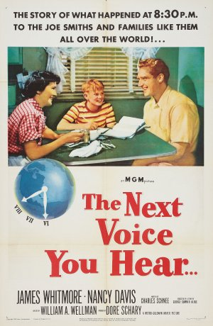 The Next Voice You Hear... poster