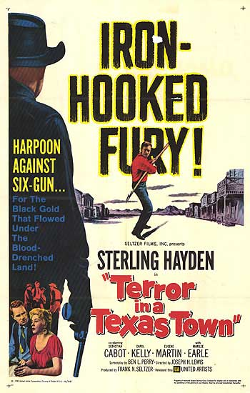 Terror in a Texas Town poster