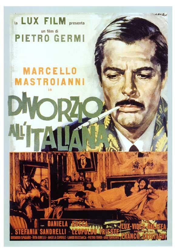 Divorce, Italian Style poster