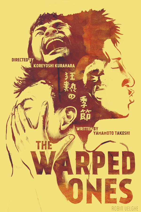 The Warped Ones poster