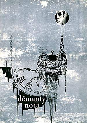 Démanty noci poster
