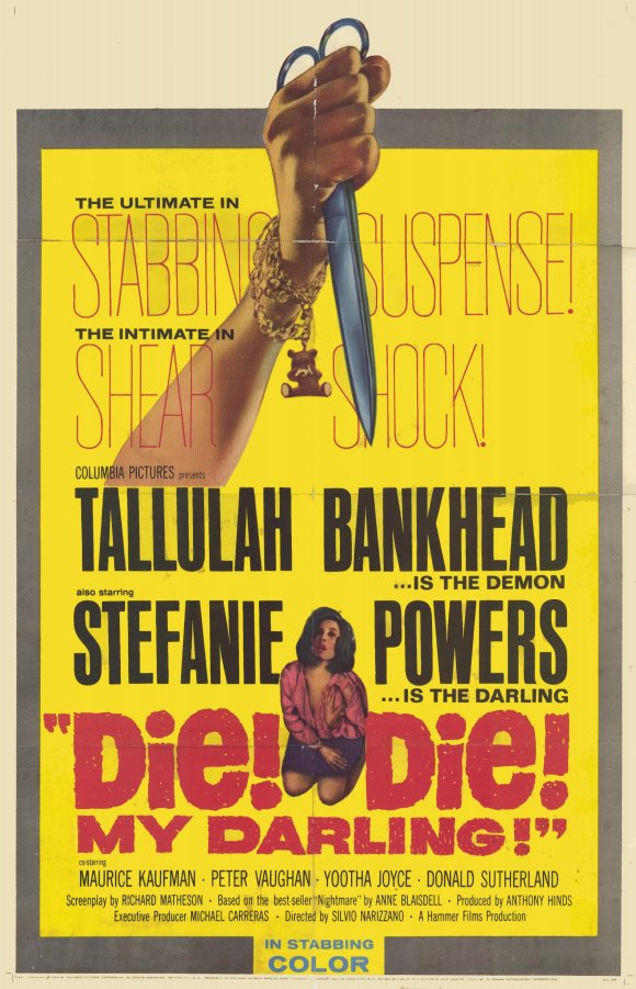 Die! Die! My Darling! poster