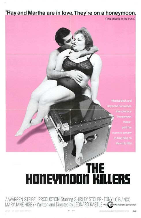 The Honeymoon Killers poster