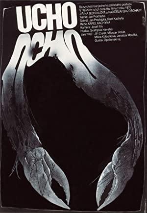 Ucho poster