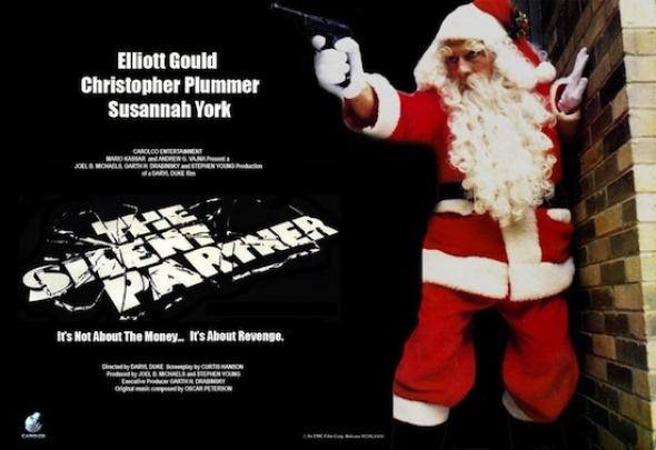 The Silent Partner poster