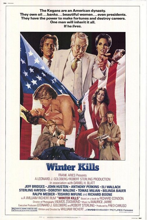 Winter Kills poster