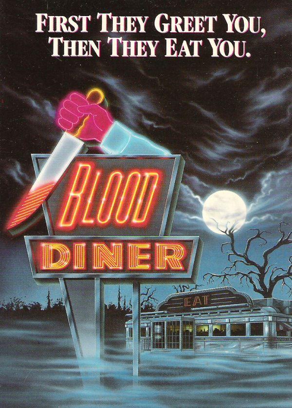 Blood Diner poster