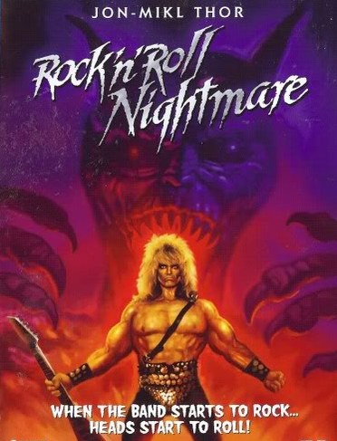 Rock 'n' Roll Nightmare poster