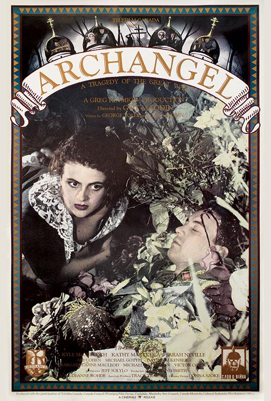 Archangel poster