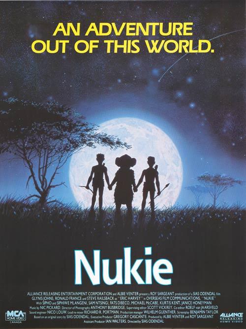 Nukie poster