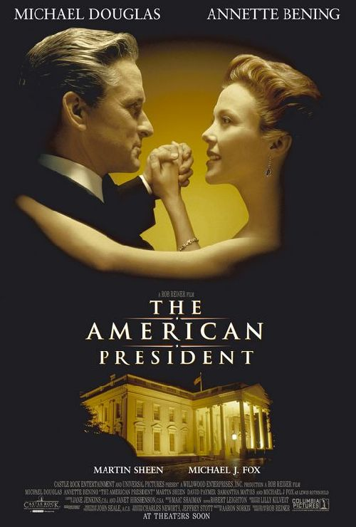 The American President poster