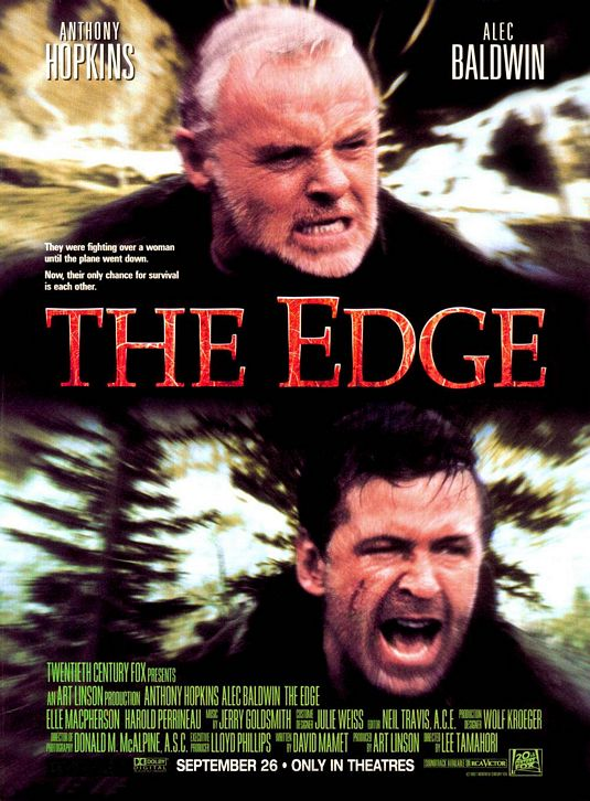 The Edge poster