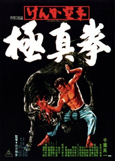 Karate Bullfighter poster