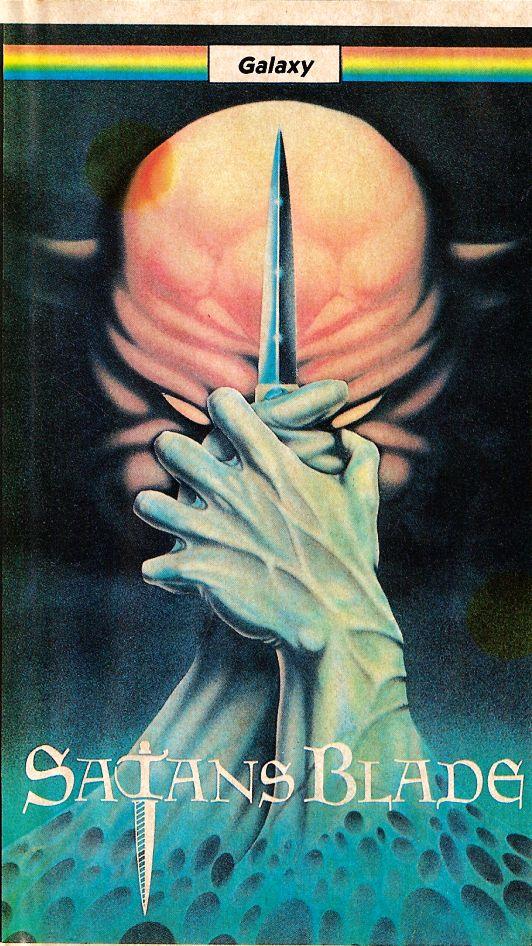 Satan's Blade poster