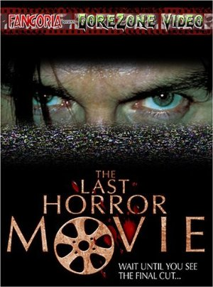 The Last Horror Movie poster